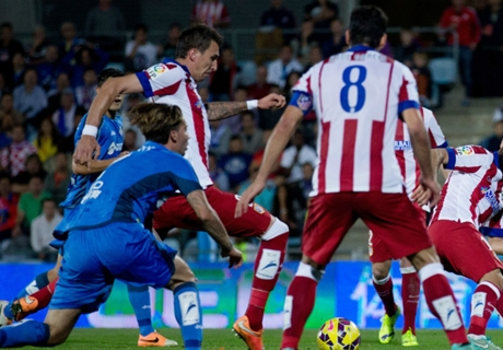 Match Report: Getafe 0-1 Atletico
