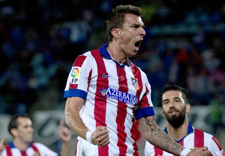 Player Ratings: Getafe 0-1 Atletico