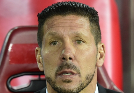 Simeone defends use of set-pieces