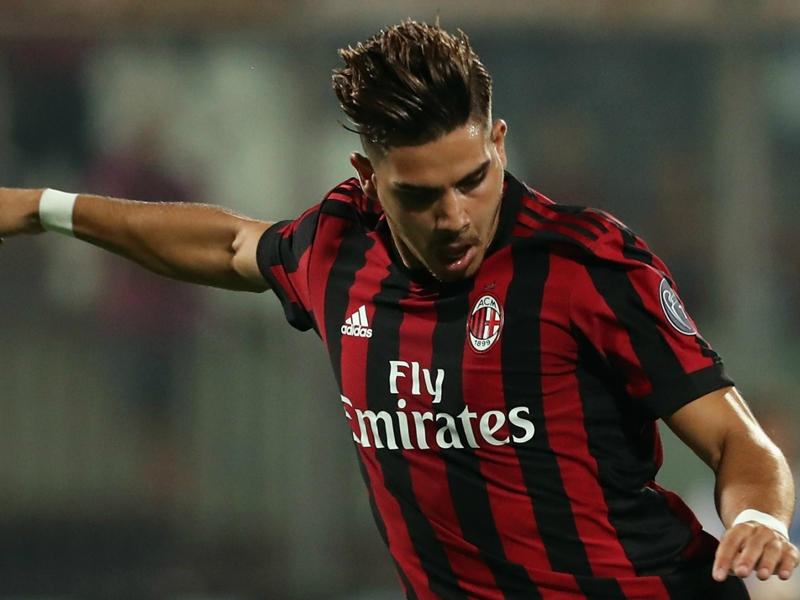AC Milan 1 Real Betis 2: Andre Silva opens account in defeat