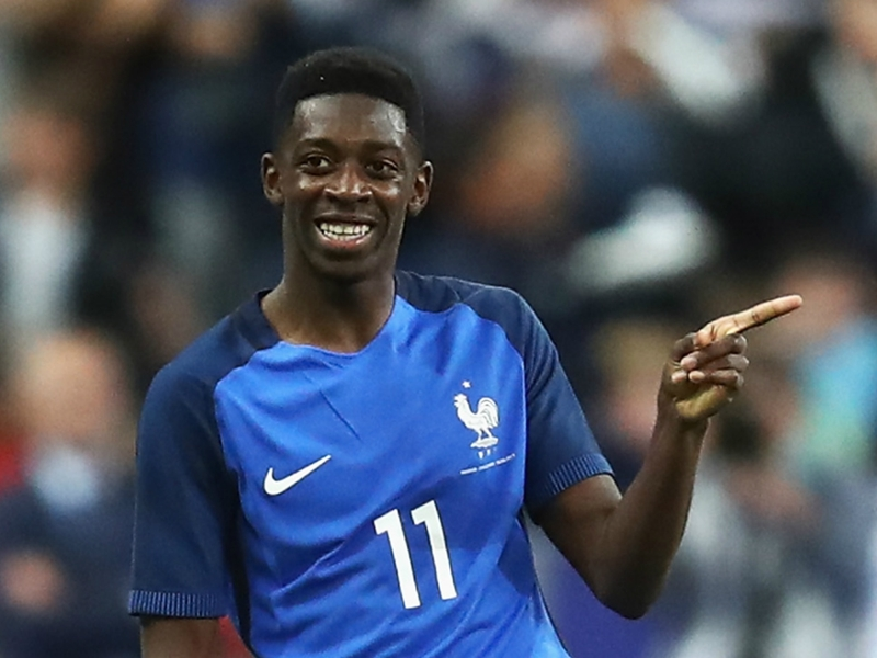 Why Barcelona should sign Dembele instead of Coutinho to replace Neymar