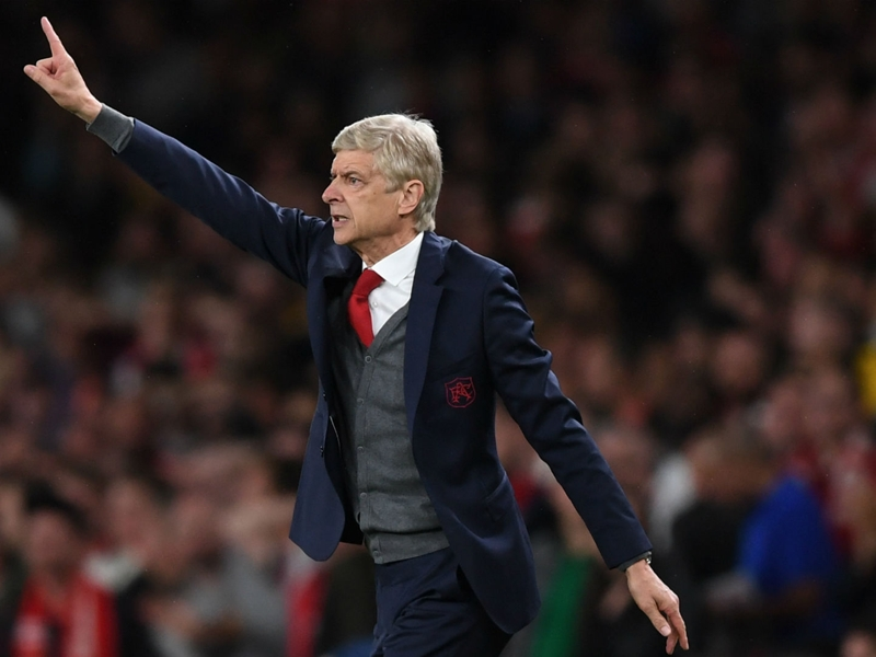 'The spirit of the team was outstanding' - Wenger praises Arsenal's fight after comeback win