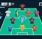 TPL Best XI 2014 : ประจำสัปดาห์ที่ 36