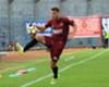 Willem Jan Pluim mencetak gol tunggal kemenangan PSM Makassar atas Persela Lamongan