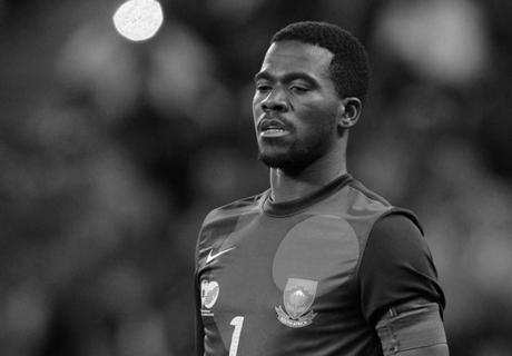 Südafrikas Nationalkeeper erschossen