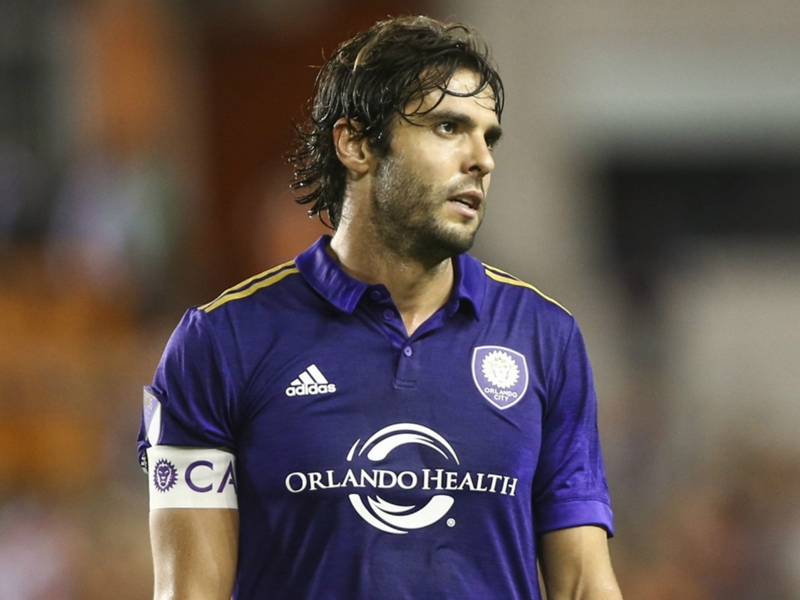VIDEO: Kaka sent off after video review