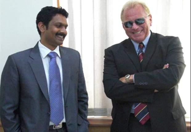 Dr. Shaji Prabhakaran (L) is part of First Instance Body