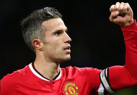 Transfer Talk: Man Utd to sell Van Persie