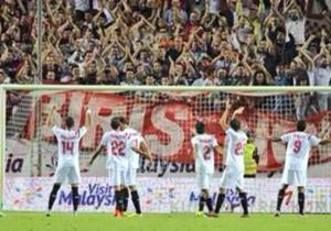Sevilla gana a Sabadell y deja portería a cero, la apuesta en la Copa del Rey