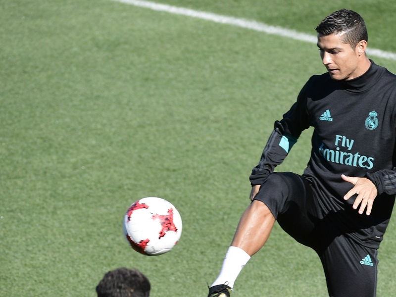 Le Real Madrid sans Ronaldo face au Barça