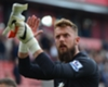 Leicester keeper Hamer sidelined with broken finger