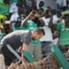 Gor Mahia fan in a past league match at City Stadium