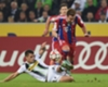 Xhaka blow for Gladbach
