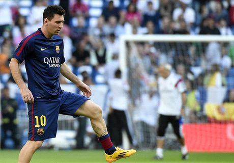 ¿Jugó infiltrado en el Bernabéu?
