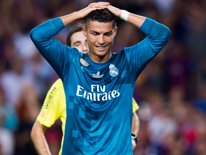 Real Madrid have Ronaldo ban appeal rejected