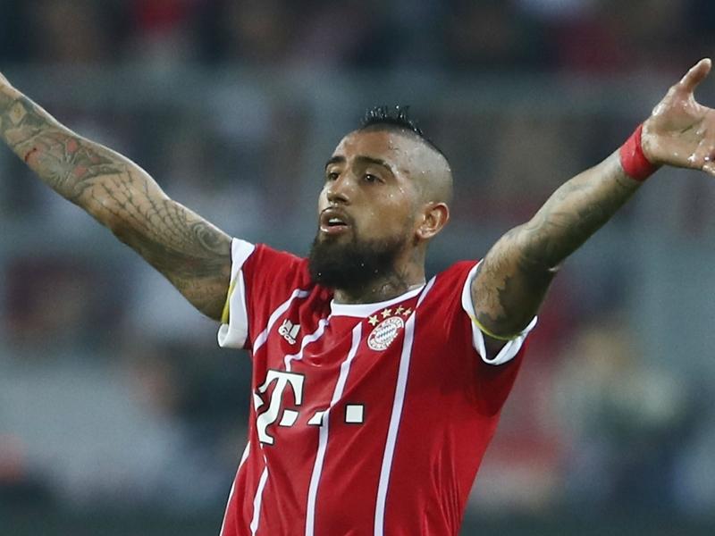 Bayern Munich - Heynckes met de nouveau Vidal en garde