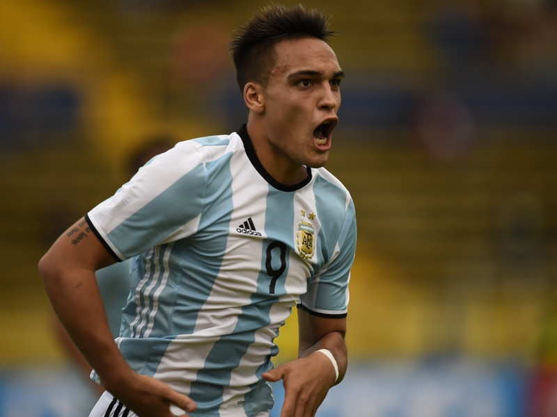 Barca target Martinez and Argentina's young stars to watch out for in 2017-18