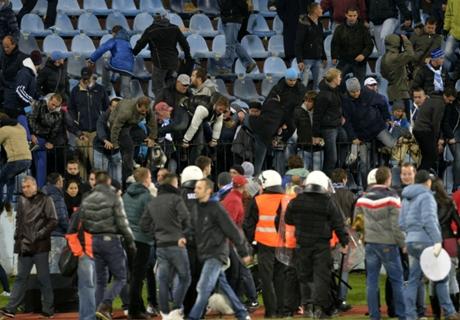 Slovan Bratislava et Sparta Prague sanctionnés
