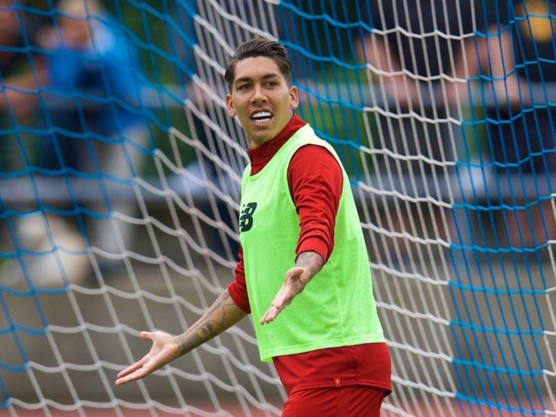 Liverpool team news: Roberto Firmino starts against former club Hoffenheim