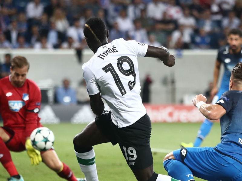 LIVE: Hoffenheim vs Liverpool