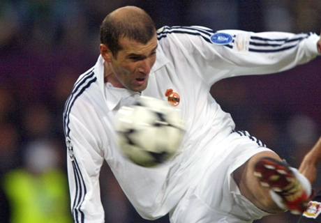Gallery: Hall of Fame - Zinedine Zidane