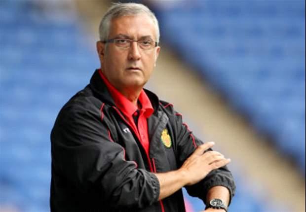 Gregorio Manzano Kembali Latih Mallorca