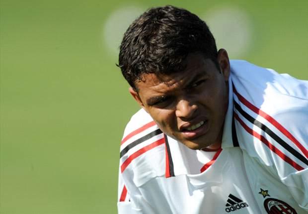 Milan's Thiago Silva To Miss Three Games Through Injury - Report