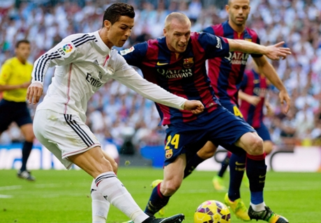 Mathieu: Barca need a new defender