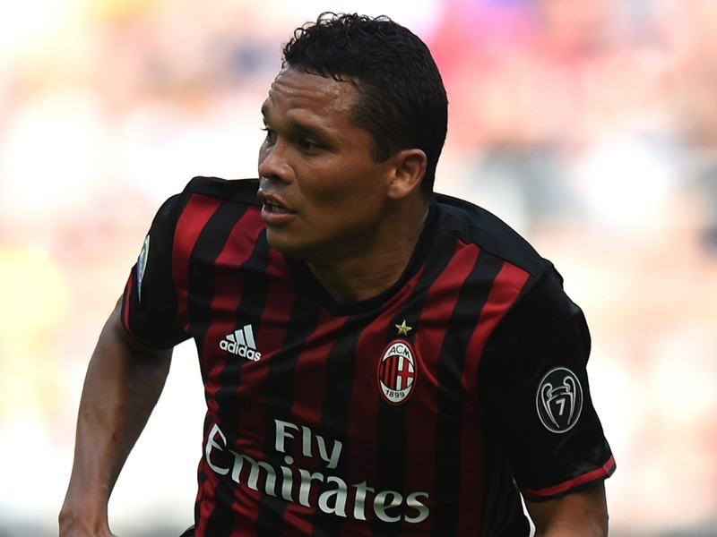 Carlos Bacca joins Villarreal from AC Milan
