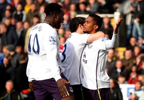 Lukaku relishing Eto'o partnership