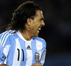 Gallery: Tevez's key Argentina moments