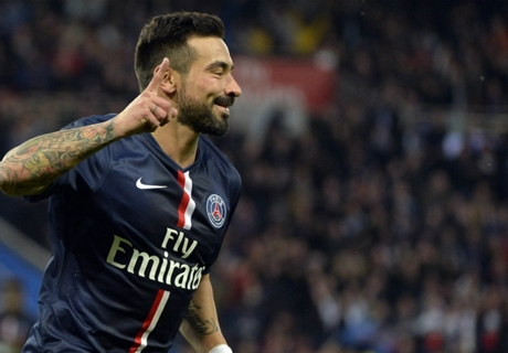 Lavezzi rescues the win for PSG