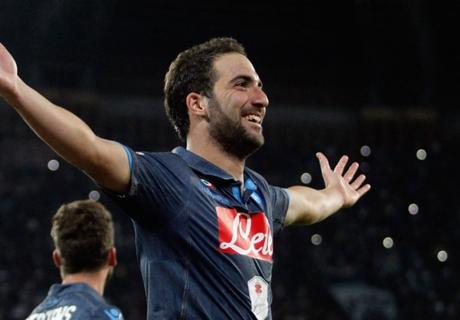 Serie A: Atalanta 1-1 Nápoles