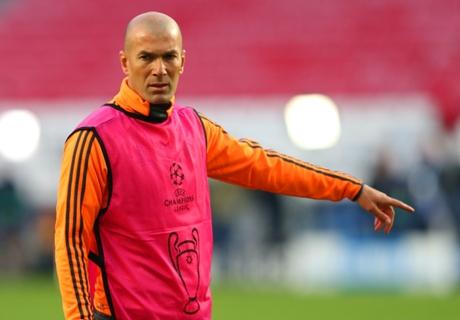 El TAD da la suspensión cautelar a Zidane