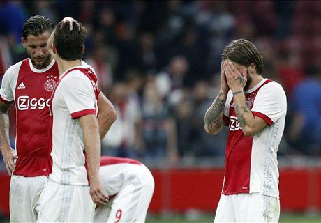 Europees fiasco dreigt voor Ajax