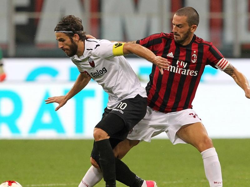 """Milan, Bonucci è già leader: """"Noi da Scudetto? La Juventus ci teme"""""""