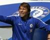 Conte lacht om uitlatingen Diego Costa