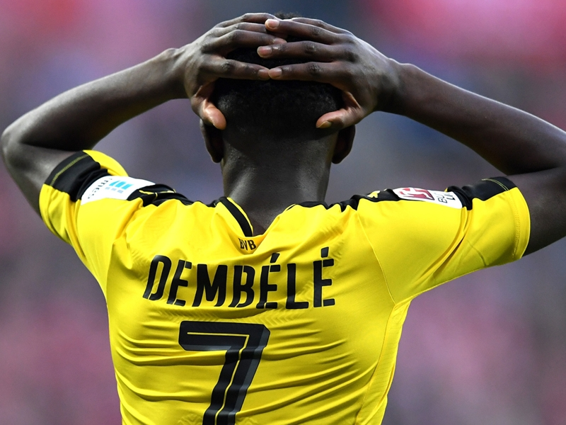 Bayern president Hoeness says Barcelona are 'lowest class' if they're behind Dembele antics
