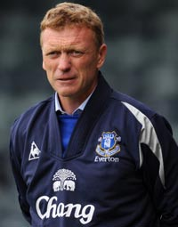David Moyes, United Kingdom International