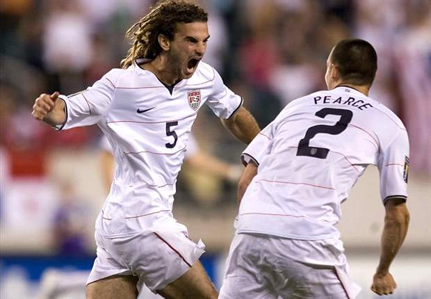 Kyle Beckerman added to USA roster
