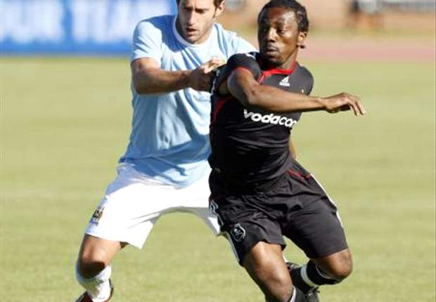 Frank Oliver Still An Orlando Pirates Player
