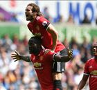 FT: Swansea City 0-4 Manchester United