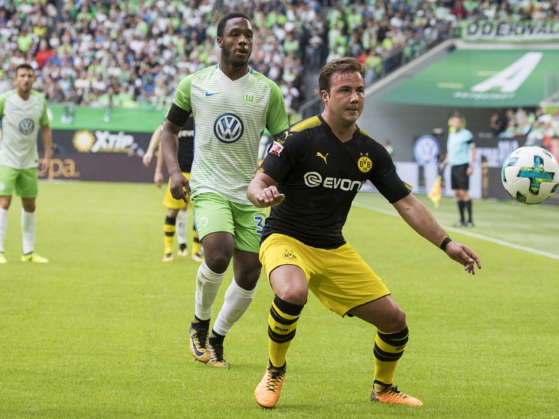 Gotze makes first Borussia Dortmund start in seven months
