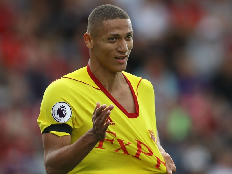 Watford 'soldier' Richarlison is looking to conquer the Premier League - and Elton John!