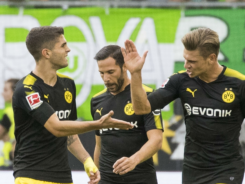 Christian Pulisic: I would give my goal a 'B' grade