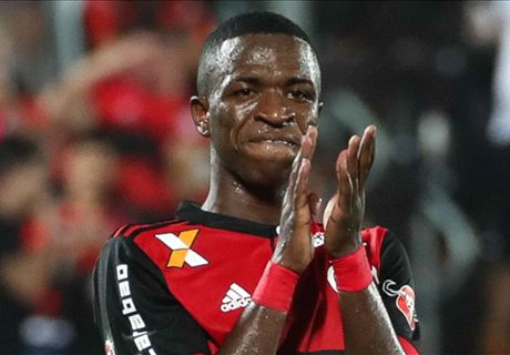 Madrid future looks bright thanks to Vinicius Junior