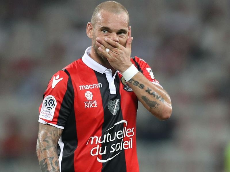 Nice - Wesley Sneijder, le doute est permis