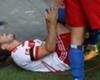 Selebrasi Berlebihan, Nicolai Muller Alami Cedera ACL