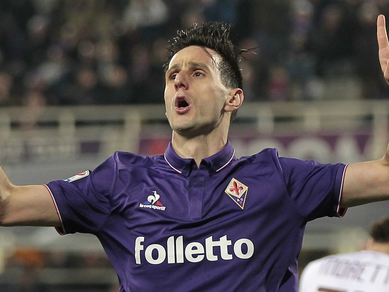 AC Milan sign Kalinic from Fiorentina
