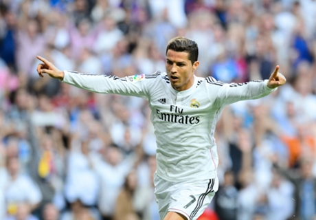 Ronaldo crowned La Liga's best